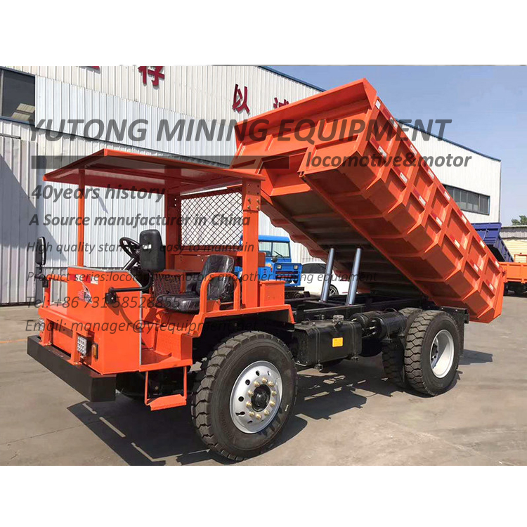 Smaller Dumper Truck for Mining  Transportation